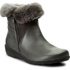 Buty zimowe damskie: Botki CAPRICE - 9-25456-29 Anthraci. Comb 235