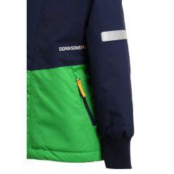 Didriksons HÄRJE Kurtka zimowa kryptonite green. Czerwone kurtki chłopięce zimowe marki Didriksons, z materiału. W wyprzedaży za 271,20 zł.