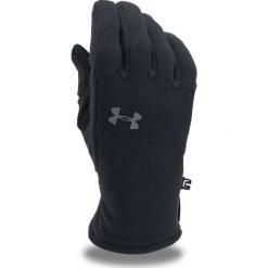 Rękawiczki męskie: Under Armour Rękawiczki męskie Survivor Fleece Glove 2.0 czarne r. S (1300833)