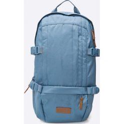 Eastpak - Plecak. Niebieskie plecaki damskie Eastpak, w paski, z poliesteru. W wyprzedaży za 199,90 zł.