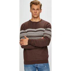 Produkt by Jack & Jones - Sweter. Niebieskie swetry klasyczne męskie marki PRODUKT by Jack & Jones. Za 129,90 zł.