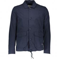 """Bluza """"Light Shell"""" w kolorze granatowym. Niebieskie bluzy męskie rozpinane marki Ben Sherman, m. W wyprzedaży za 304,95 zł."""