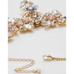 Biżuteria i zegarki: Miss Selfridge NAVETTE Naszyjnik silvercoloured