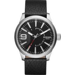 Diesel - Zegarek DZ1766. Czarne zegarki męskie Diesel, szklane. W wyprzedaży za 439,90 zł.