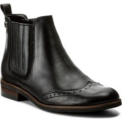 Botki LORETTA VITALE - 2671 Black. Czarne buty zimowe damskie Loretta Vitale, z materiału, na obcasie. W wyprzedaży za 249,00 zł.