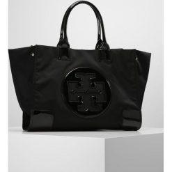 Tory Burch ELLA TOTE Torba na zakupy black. Czarne torebki klasyczne damskie Tory Burch. W wyprzedaży za 545,35 zł.
