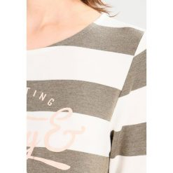 Bluzy rozpinane damskie: Juvia ENJOY AND RELAX Bluza khaki/ecru