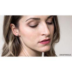 Kolczyki damskie: Piękne srebrne kolczyki Deco Earrings Triangle