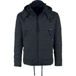 Brandit Wellington Kurtka zimowa czarny. Czarne kurtki męskie pikowane marki Brandit, na zimę, xl, vintage. Za 324,90 zł.