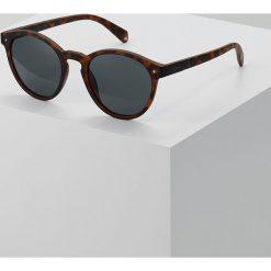 Okulary przeciwsłoneczne damskie aviatory: Polaroid Okulary przeciwsłoneczne matt havana