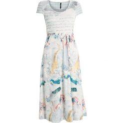 Sukienki hiszpanki: Smash COMPTA Sukienka z dżerseju light blue