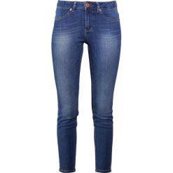 2nd Day JOLIE MARINA Jeans Skinny Fit indigo. Niebieskie jeansy damskie relaxed fit marki 2nd Day, z bawełny. Za 459,00 zł.