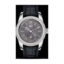 ZEGAREK TUDOR GLAMOUR Double Date. Niebieskie zegarki męskie TUDOR, szklane. Za 13390,00 zł.