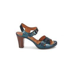Sandały Chie Mihara  FAX. Niebieskie sandały damskie Chie Mihara. Za 919,20 zł.