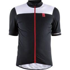 Craft Koszulka rowerowa Point Jersey czarno-biała r. M (1906098 - 999900). Białe odzież rowerowa męska marki Craft, m. Za 242,64 zł.