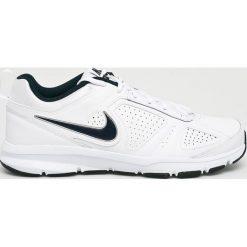 Nike - Buty T-Lite XI. Szare halówki męskie Nike, z materiału, na sznurówki. Za 229,90 zł.