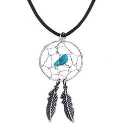 Naszyjniki damskie: etNox Magic and Mystic Dreamcatcher Naszyjnik srebrny