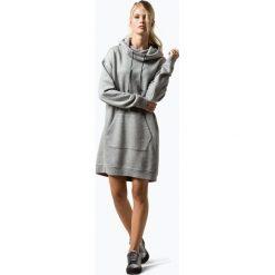 Drykorn - Sukienka damska – Cenia_P1, szary. Czarne sukienki z falbanami marki Sinsay, l, z kapturem. Za 719,95 zł.