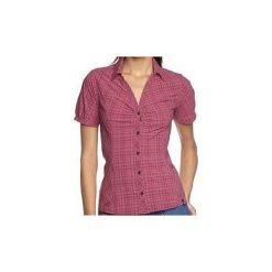 Koszule Salewa  Koszula  Kist DRY AM W S/S SRT 21713-1193. Czerwone koszule wiązane damskie Salewa, l. Za 197,40 zł.