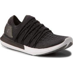 Buty UNDER ARMOUR - Ua Speedform Slingshot 2 3000007-001 Blk. Czarne buty do biegania damskie Under Armour, z materiału. W wyprzedaży za 339,00 zł.