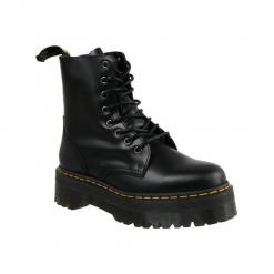 Dr. Martens Dr. Martens Jadon 15265001 36 Czarne. Czarne buty trekkingowe damskie Dr. Martens. W wyprzedaży za 699,99 zł.