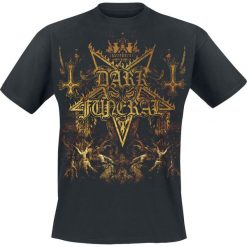 T-shirty męskie: Dark Funeral The Ineffable Kings T-Shirt czarny