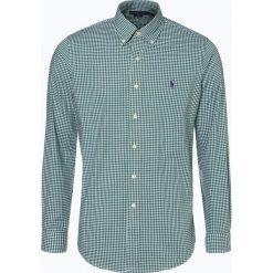 Polo Ralph Lauren - Koszula męska, zielony. Zielone koszule męskie na spinki Polo Ralph Lauren, m, w kratkę, polo. Za 499,95 zł.