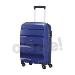 Walizki: American Tourister BonAir Strict S 85A41001 (granatowy)