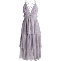 Długie sukienki: True Decadence Długa sukienka grey
