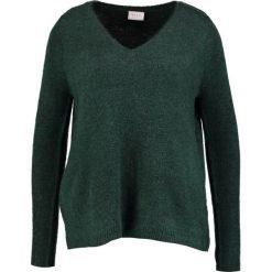 Swetry damskie: Vila VICANT  Sweter dark green