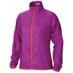 Bomberki damskie: Marmot Kurtka Sportowa Wm's Trail Wind Jacket Beet Purple M