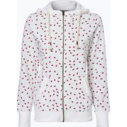 Bluzy damskie: Marie Lund - Damska bluza rozpinana, beżowy