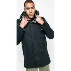 Medicine - Kurtka City Rhythmes. Czarne kurtki męskie bomber MEDICINE, l, z bawełny, z kapturem. W wyprzedaży za 149,90 zł.
