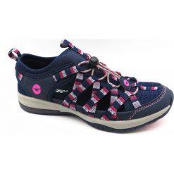 Buty trekkingowe damskie: Hi-tec Buty IBERIS WO'S navy/fuchsia/pink r. 39