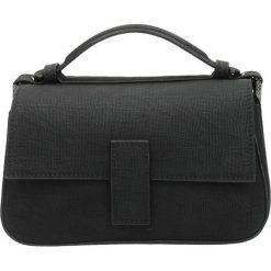 Nobo - Torebka. Szare torebki klasyczne damskie marki Nobo, w paski, z materiału, duże. W wyprzedaży za 99,90 zł.