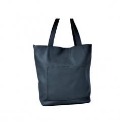 Duża skórzana torba Hobo. Brązowe torebki klasyczne damskie Pracownia6-9, duże. Za 225,00 zł.