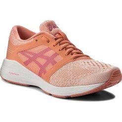 Buty ASICS - RoadHawk FF T7D7N Begonia Pink/Pink Glo/White. Czerwone buty do biegania damskie Asics, z materiału. W wyprzedaży za 319,00 zł.