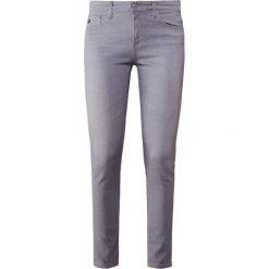 Boyfriendy damskie: AG Jeans Jeans Skinny Fit grey