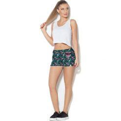 Colour Pleasure Spodnie damskie CP-020 259 czarne r. M/L. Czarne spodnie sportowe damskie marki Colour pleasure, l. Za 72,34 zł.