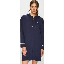 Lauren Ralph Lauren - Piżama. Czarne piżamy damskie Lauren Ralph Lauren, l, z bawełny. Za 339,90 zł.