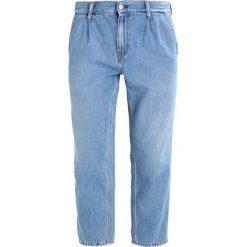 Spodnie męskie: Carhartt WIP ABBOTT MAVERICK Jeansy Zwężane blue prime bleached