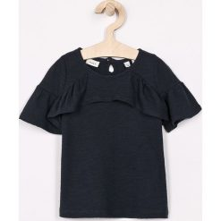 Bluzki dziewczęce bawełniane: Name it - Top dziecięcy 80-110 cm