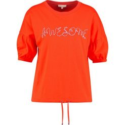 T-shirty damskie: talkabout 1/2 ARM Tshirt z nadrukiem super red
