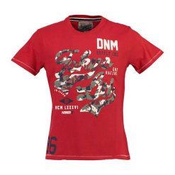 """T-shirty chłopięce z nadrukiem: Koszulka """"Jeco"""" w kolorze czerwonym"""