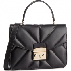 Torebka FURLA - Metropolis 993663 B BUS 2Q0 Onyx. Czarne torebki klasyczne damskie Furla, ze skóry. Za 1815,00 zł.
