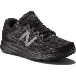 Buty NEW BALANCE - W490LB6 Czarny. Czarne buty do biegania damskie New Balance, z materiału. W wyprzedaży za 209,00 zł.