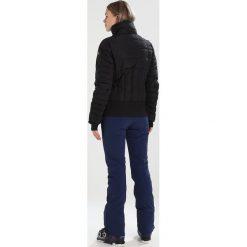 Luhta BIGGA Kurtka narciarska black. Czarne kurtki damskie narciarskie Luhta, z materiału. W wyprzedaży za 825,30 zł.