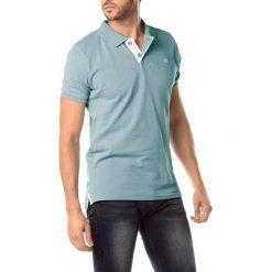 Koszulki polo: Koszulka polo w kolorze jasnoniebieskim