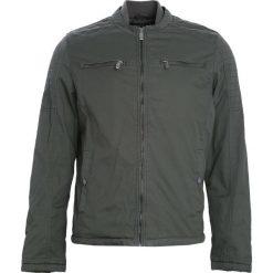 Ciemnozielona Kurtka House Of Gold. Czarne kurtki męskie marki Born2be, l, z aplikacjami, z dresówki. Za 119,99 zł.