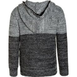 Swetry chłopięce: Kaporal NADE Kardigan black melanged
